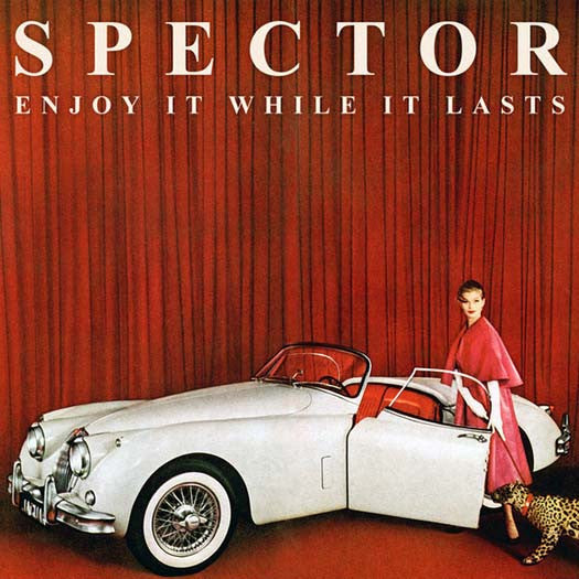 SPECTOR Enjoy It While It Lasts Vinyl NEW