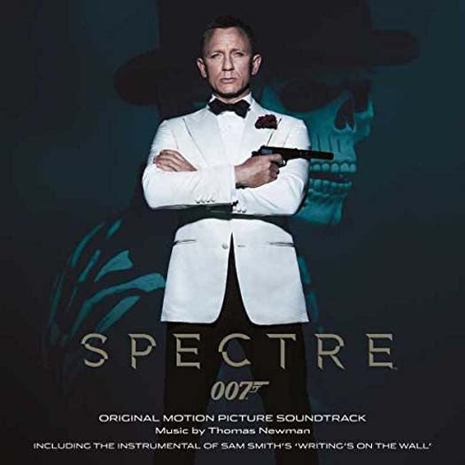 SPECTRE SOUNDTRACK THOMAS NEWMAN LP VINYL NEW 33RPM