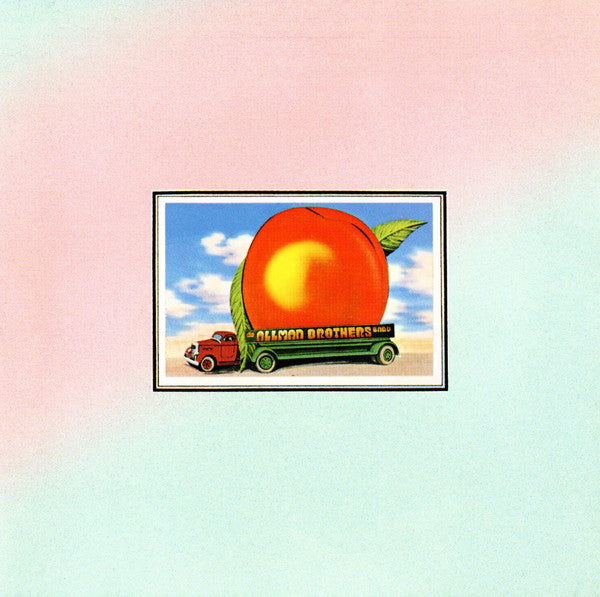 THE ALLMAN BROTHERS BAND Eat A Peach 2LP Vinyl NEW