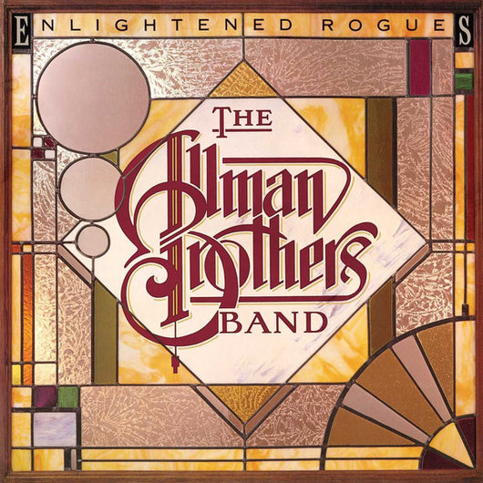 ALLMAN BROTHERS BAND Enlightened Rogues LP Vinyl NEW