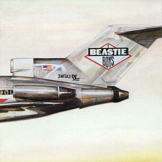 BEASTIE BOYS Licensed To Ill LP Vinyl NEW