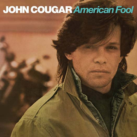 John Mellencamp American Fool LP Vinyl NEW