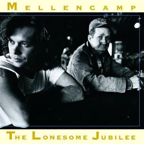 John Mellencamp THE LONESOME JUBILEE LP Vinyl NEW
