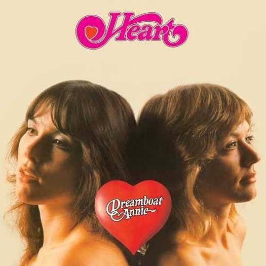 Heart Dreamboat Annie LP Vinyl NEW
