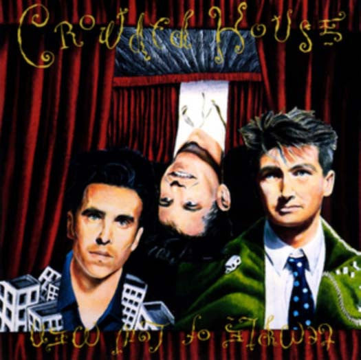 CROWDED HOUSE Temple Of Low Men LP Vinyl Reissue NEW 2016