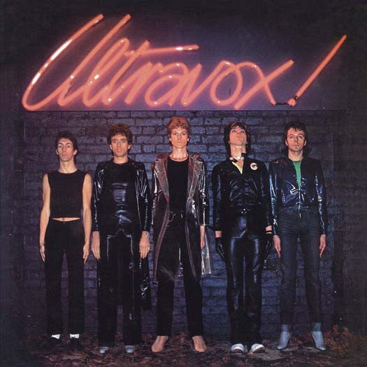 ULTRAVOX Ultravox! Red 12
