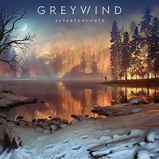 GREYWIND Afterthoughts LP Vinyl NEW 2017