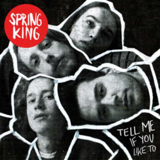 SPRING KING Tell Me If You Like To LP Vinyl NEW