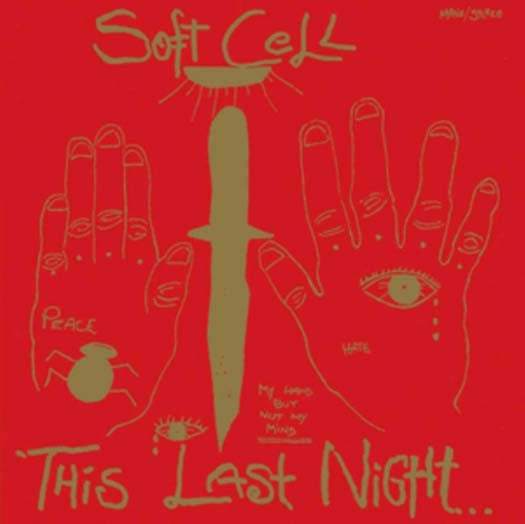 SOFT CELL This Night In Sodom LP Vinyl NEW