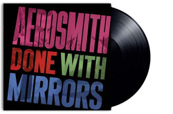 Aerosmith Done With Mirrors Vinyl LP New Pre Order 04/01/19