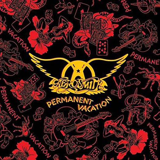 AEROSMITH Permanent Vacation LP Vinyl Reissue NEW