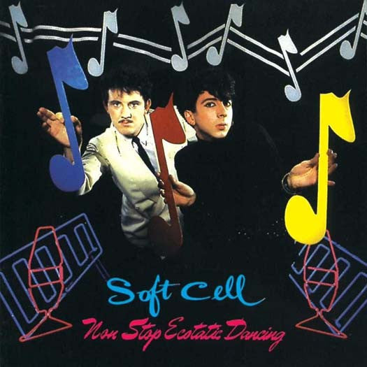 SOFT CELL Non Stop Ecstatic Dancing LP Vinyl NEW