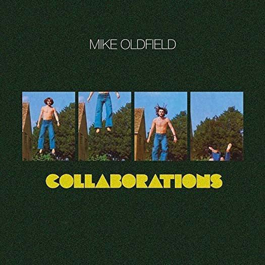 MIKE OLDFIELD Collaborations LP Remastered Vinyl NEW 2016