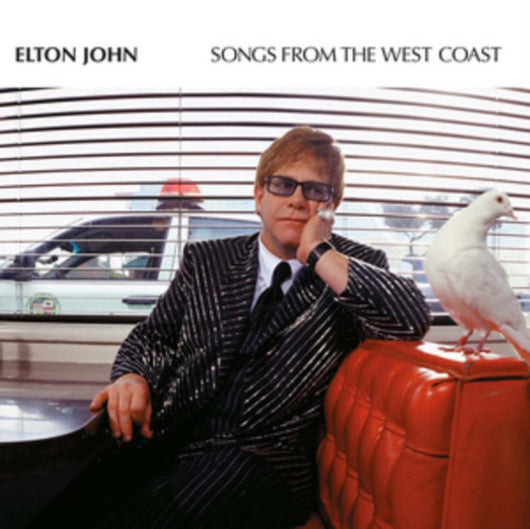 ELTON JOHN Songs From The West Coast LP Vinyl 180gm NEW 2017
