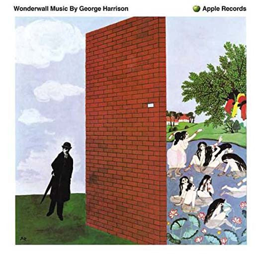 GEORGE HARRISON Wonderwall Music LP Vinyl NEW 2017