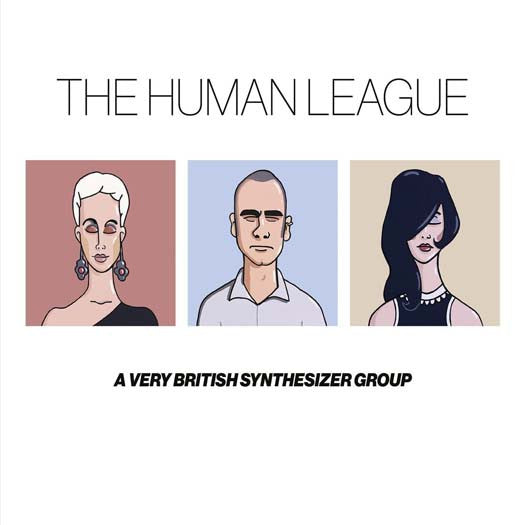 HUMAN LEAGUE Anthology A Very British Synthesizer 3LP Vinyl NEW 2016