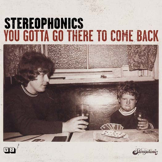 STEREOPHONICS You Gotta Go There Come Back 2LP Vinyl NEW