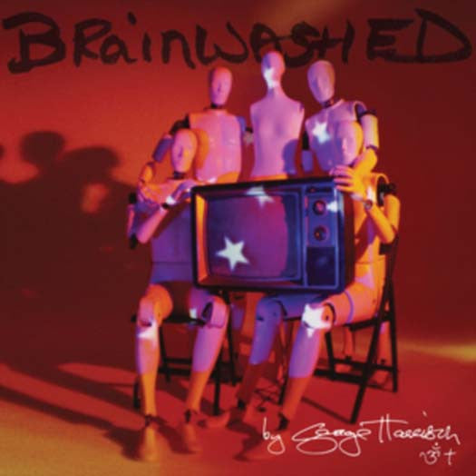 GEORGE HARRISON Brainwashed LP Vinyl NEW 2017