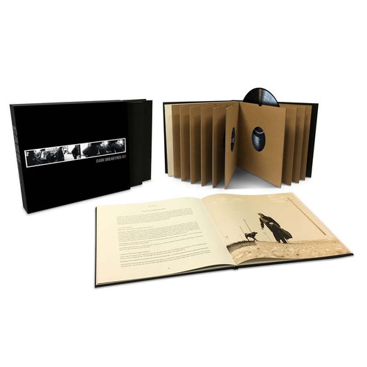 JOHNNY CASH Unearthed 9LP Vinyl Box-Set NEW 2017