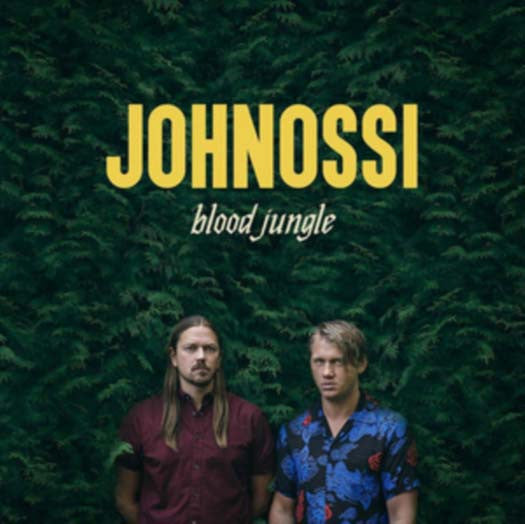 JOHNOSSI Blood Junge LP Vinyl NEW 2017