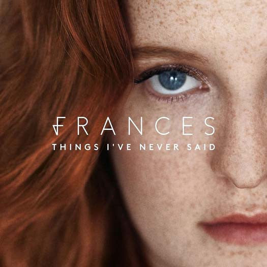 FRANCES Things I've Never Said LP Vinyl NEW 2017