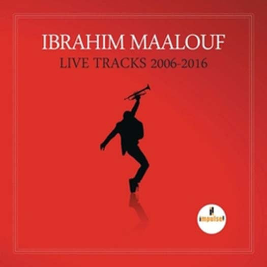 IBRAHIM MAALOUF Live Tracks 2006 to 2016 LP Vinyl NEW