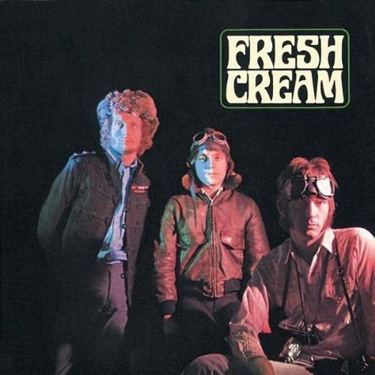 CREAM Fresh Cream 6LP Vinyl NEW 2017 Super Deluxe Set