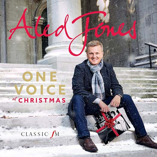ALED JONES One Voice At Christmas CD Brand NEW 2016