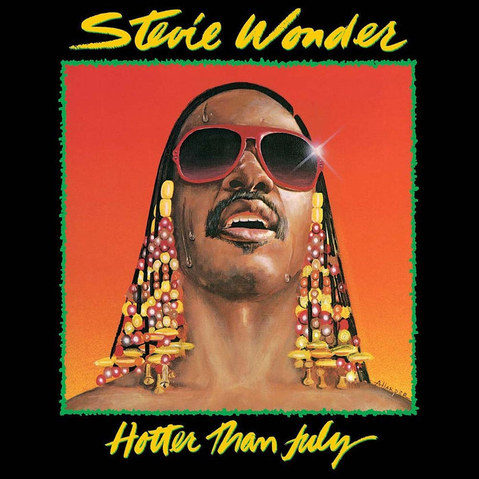 Stevie Wonder Hotter Than July Vinyl LP New 2017