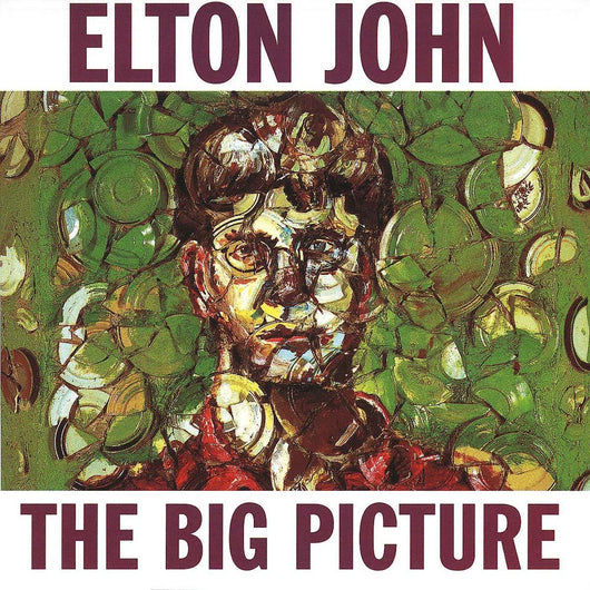 ELTON JOHN The Big Picture DOUBLE LP Vinyl NEW 2017
