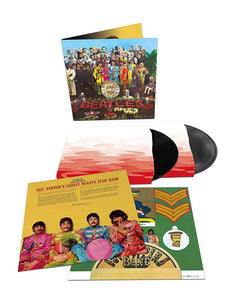 THE BEATLES Sgt Pepper's Lonely 50th Anniv LP Vinyl NEW 2017