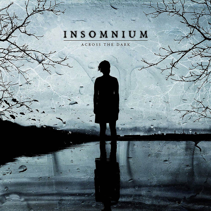 Insomnium Across the Dark Silver Vinyl LP New 2018