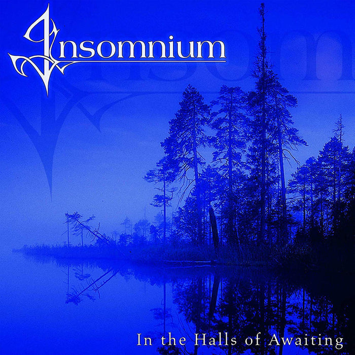 Insomnium In the Halls of Awaiting Blue Double Vinyl LP New 2018