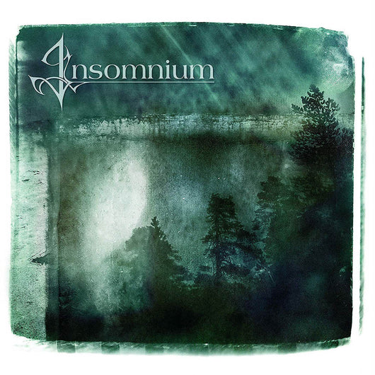 Insomnium Since the Day It All Came Down Clear Vinyl LP New 2018