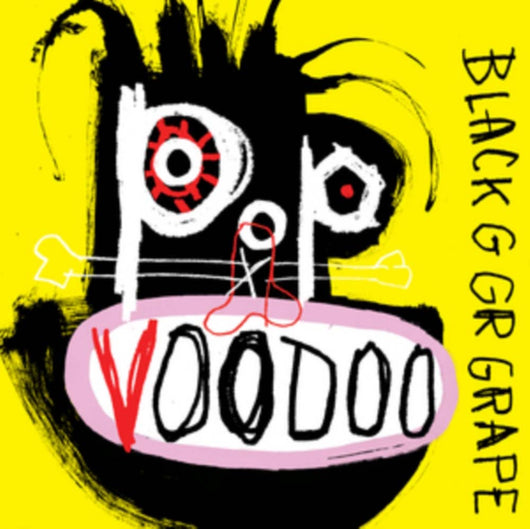 BLACK GRAPE Pop Voodoo LP Vinyl NEW