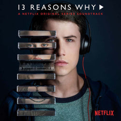 13 Reasons Why Soundtrack DOUBLE LP Vinyl NEW