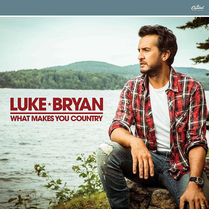 LUKE BRYAN What Makes You Country LP Vinyl NEW 2018