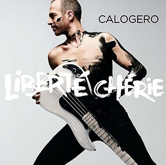 CALOGERO Liberte Cherie DOUBLE LP Vinyl NEW 2017