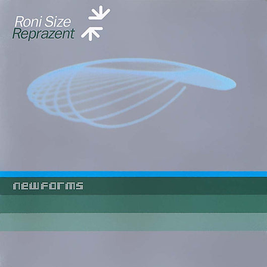 RONI SIZE / REPRAZENT New Forms 2LP Vinyl NEW 2017