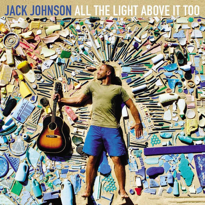 Jack Johnson All The Light Above It Too Vinyl LP 2017