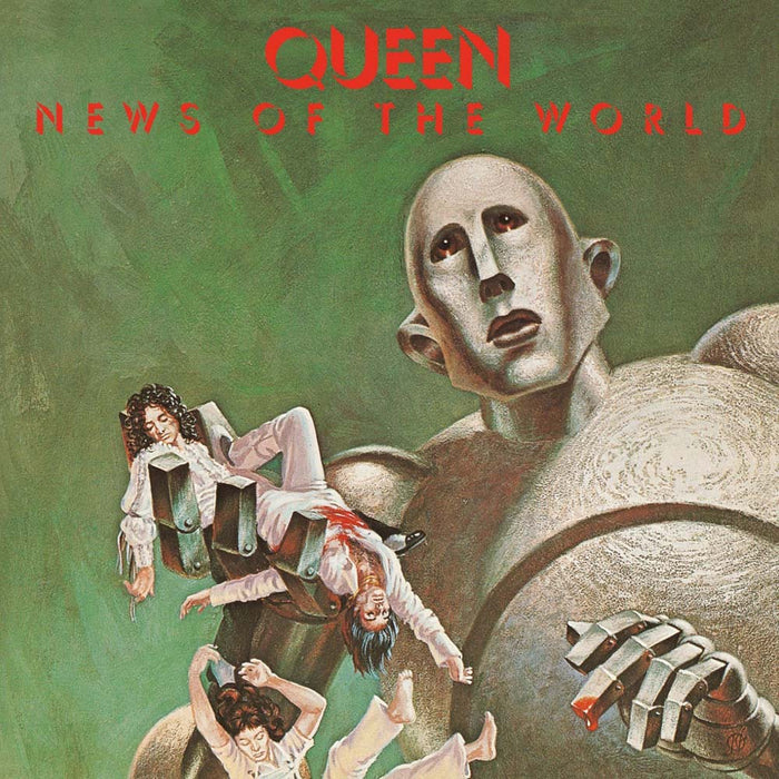 QUEEN News Of The World LP, 3CD & DVD BoxSet NEW 2017