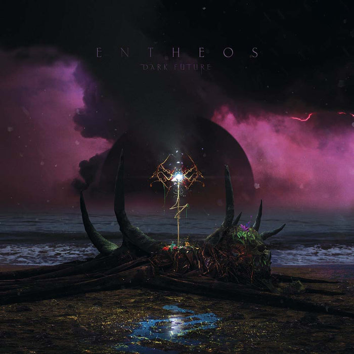 ENTHEOS Dark Future LP Vinyl NEW 2017