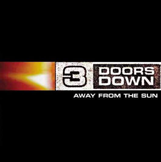 3 DOORS DOWN Away From The Sun 2LP Vinyl NEW 2017