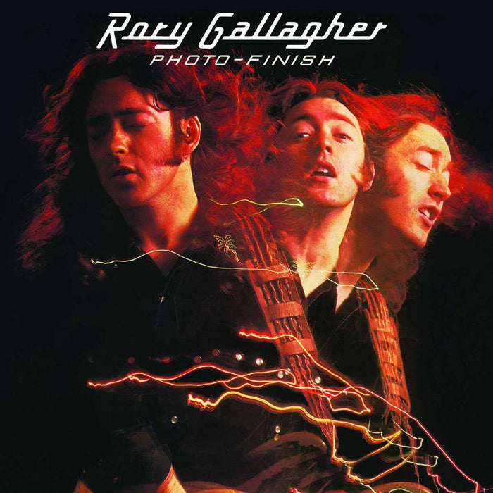 RORY GALLAGHER Photo Finish LP Vinyl NEW 2018