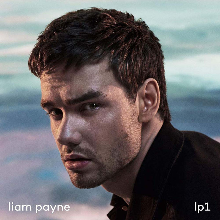 Liam Payne - LP1 Vinyl LP Limited Blue Edition New 2019