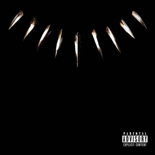 BLACK PANTHER Soundtrack LP Vinyl NEW 2018