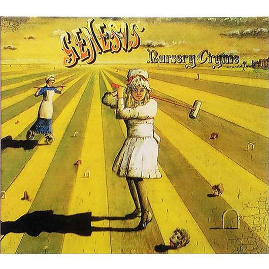 Genesis Nursery Cryme Vinyl LP NEW 2018