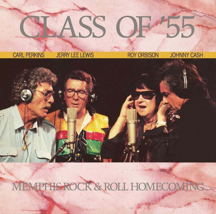 Johnny Cash - Class Of '55 Vinyl LP New Out 2020