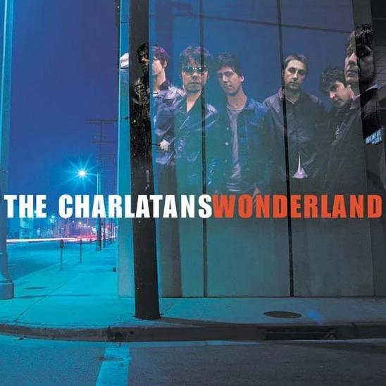 The Charlatans Wonderland Vinyl LP New 2018