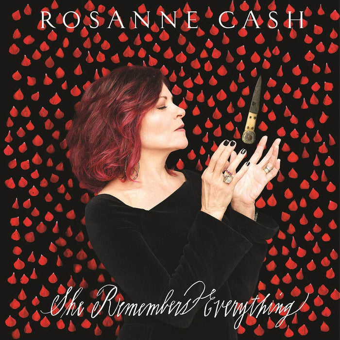 Roseanne Cash She Remembers Everything Vinyl LP New 2018